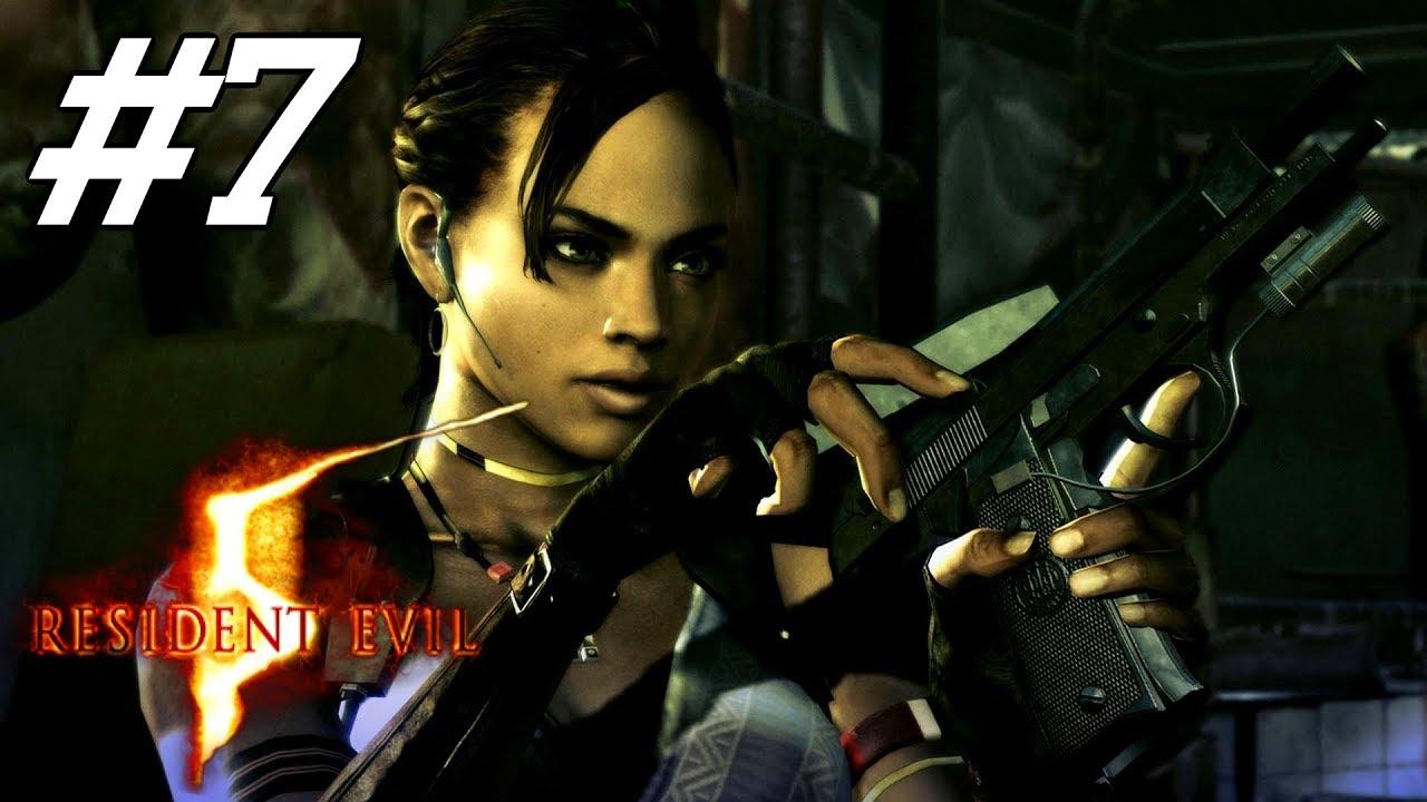 უკვდავი BOSS  ვითამაშოთ Resident Evil 5 ნაწილი 7  ქართულად