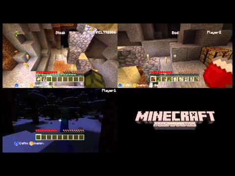 Minecraft Lets Play: Search for Gold Ore