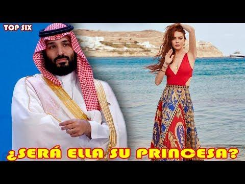 REVELAN que LINDSAY LOHAN SALE con el PRÍNCIPE de ARABIA SAUDITA