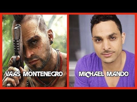 Characters and Voice Actors : FAR CRY 3 Updated