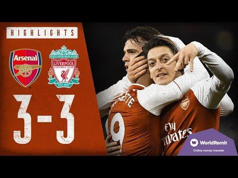 Download Arsenal 3-3 Liverpool | Arsenal Classics | Premier League highlights | 2017