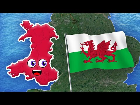 Wales/Wales Country/Wales Geography