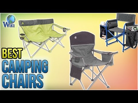 10 Best Camping Chairs 2018