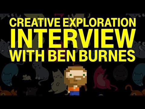 Creative Exploration Interview With Ben Burnes