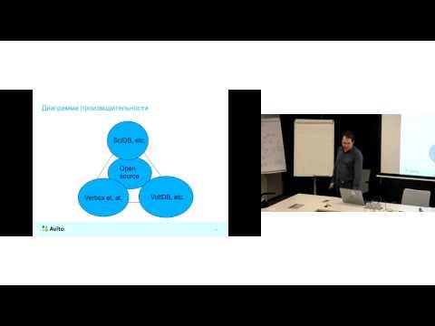 Нюансы реализации колоночного хранения данных | Николай Голов