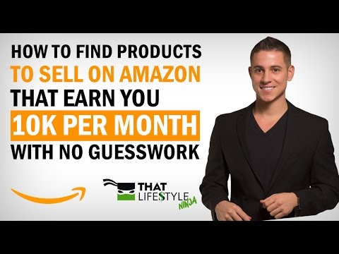 💸 AMAZON FBA PRODUCT RESEARCH | HOW TO SELL ON AMAZON FOR BE