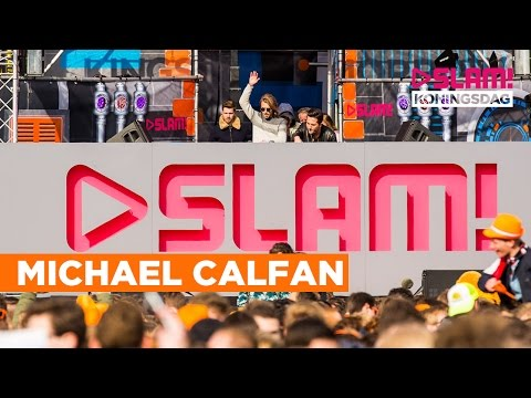 Michael Calfan (Full live-set) | SLAM! Koningsdag 2016