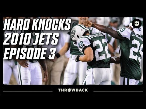 Danny Woodhead Story, Rookie Talent Show, & More! | 2010 Jets Hard Knocks Episode 3