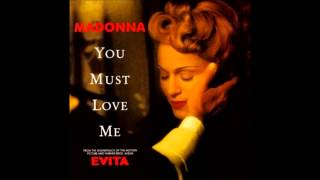 Madonna - You Must Love Me (Orchestral Version)