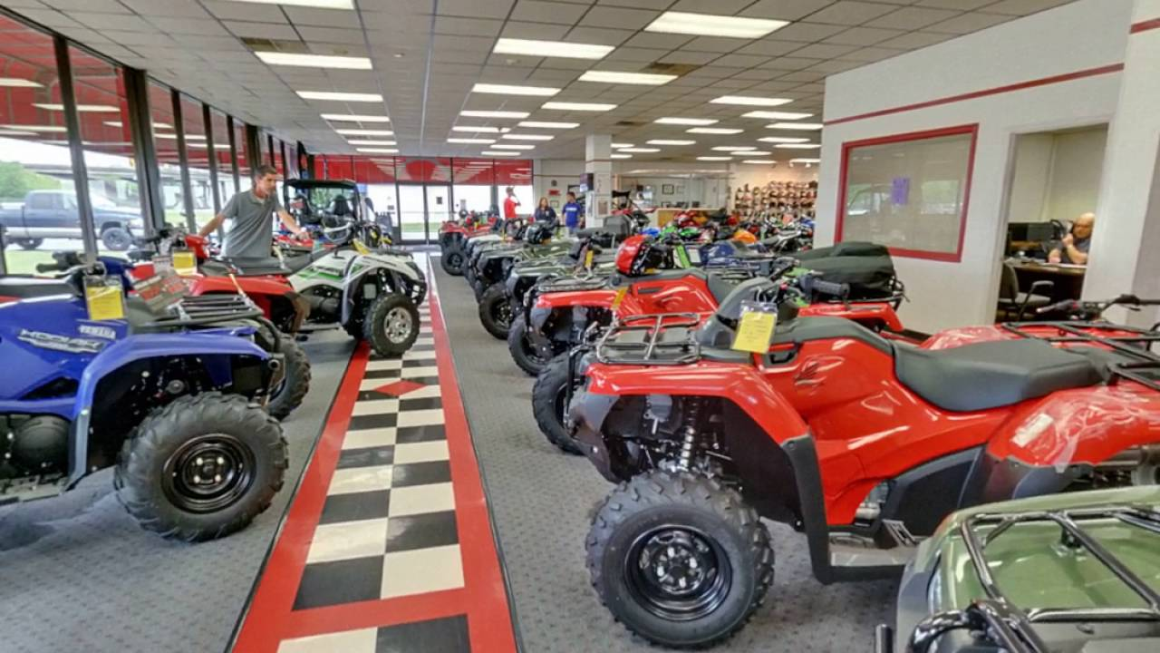 Fun Products | Goldsboro, NC | Motorcycle Dealers