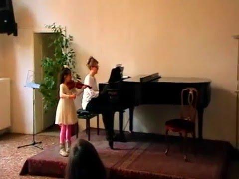 Danza delle Streghe - N. Paganini (Suzuki Violino Vol. 2) - Luna Negro