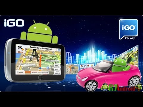 igo myway gps free n full version android softw
