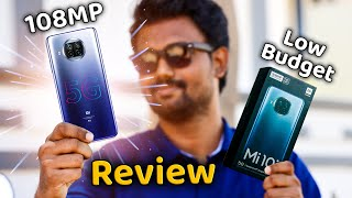 108MP மாஸ் கேமரா மொபைல் ⚡⚡⚡ | Unboxing & Review – Mi 10i (108MP,120HZ,5G) in Tamil | TechBoss