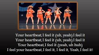 Dance Moms - Stomp the Yard (full song with lyrics)
