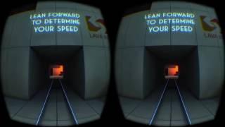 Американские горки VR Box