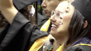 UC Berkeley December Commencement 2016