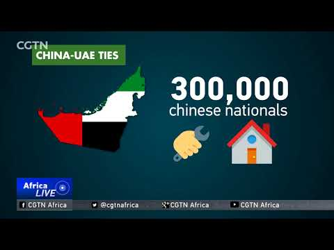 China eyes the United Arab Emirates as a trading hub