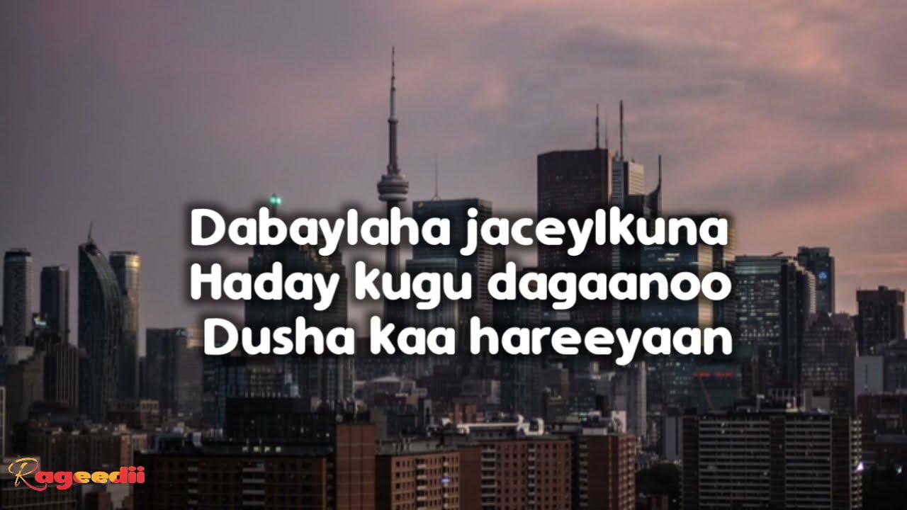 Download Cabdullahi Y. Hanuuniye - Dabeylaha Jacaylka