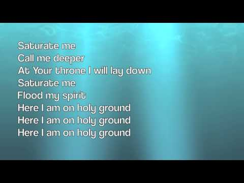 Paradise Church - Saturate Me