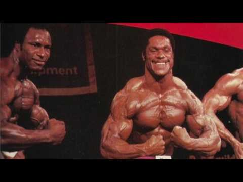 The Bodybuilding Legends Show #21 -  Mike Christian Interview,  Part One