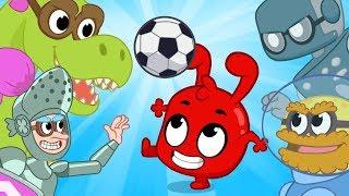 Morphle en Español   ¡Morphle juega fútbol!   Caricaturas para Niños   Caricaturas en Español thumbnail