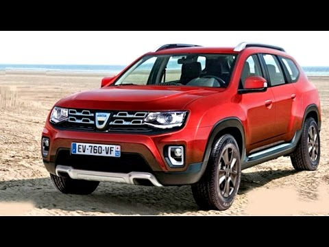 full download new dacia duster 2017 2018 first look. Black Bedroom Furniture Sets. Home Design Ideas