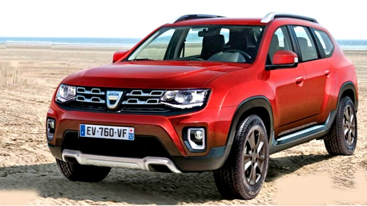 Dacia duster 2017 2018 first look youtube for Interieur nouveau duster