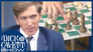 Bobby Fischer Demonstrates Famous Chess Moves | The Dick Cavett Show