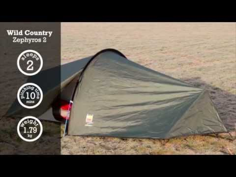 Wild Country Zephyros 2 tent | Cotswold Outdoor product video & Wild Country Zephyros 2 tent | Cotswold Outdoor product video ...