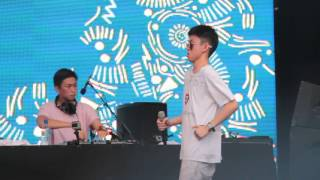 Video [LIVE] 2016.08.13 Rich Chigga - Hold It / Muddy Blunts ($uicideboy$ cover) download MP3, 3GP, MP4, WEBM, AVI, FLV Agustus 2018