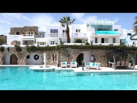 KIVOTOS MYKONOS, the most famous hotel on Mykonos (Greece): review