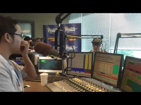 Julian and Dj Aaron Taylor Chop It Up With Riff Raff