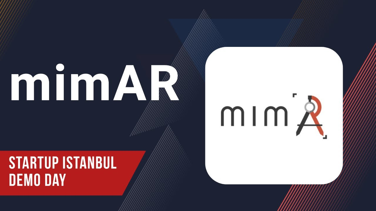 mimAR - Startup Istanbul Demo Day