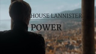 GoT | House Lannister: Power