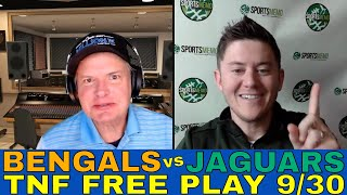 Cincinnati Bengals vs Jacksonville Jaguars Betting Preview | Thursday Night Football Picks | Week 4