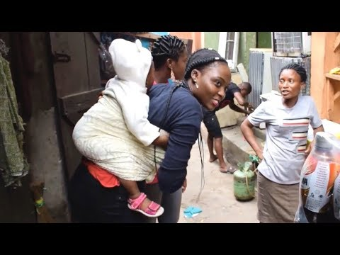 Why do Nigerians carry babies on their backs? thumbnail