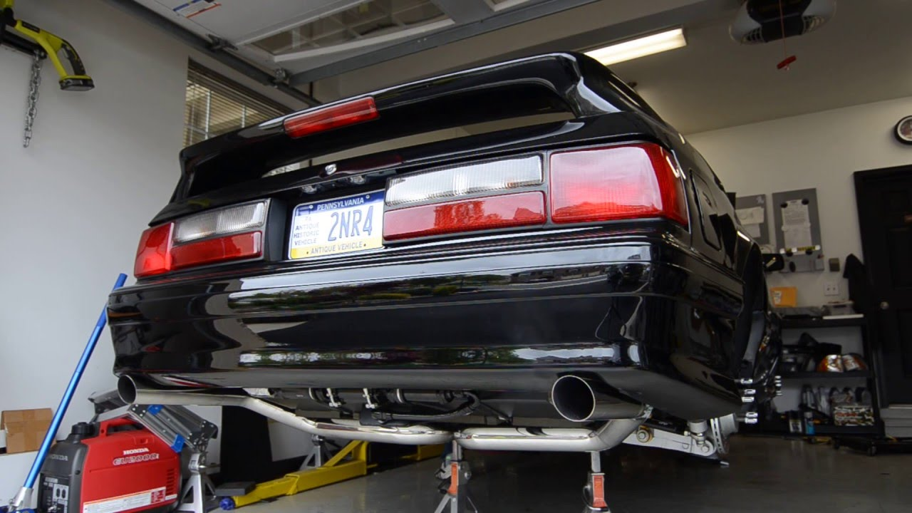 1988 Ford Mustang Gt Dart 333 Turbo Bassani 3 Quot Irs