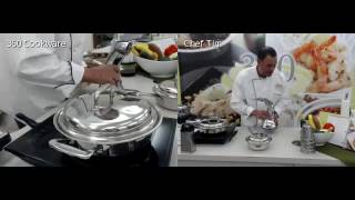Cooking Demo with 360's Kitchen Cutter | Chicken In A Pot Recipe