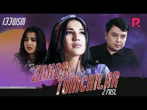 Zaharli Tomchilar (o'zbek Serial) | Захарли томчилар (узбек сериал) 133-qism #UydaQoling