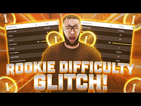 *NEW* NBA 2K20 MYCAREER ROOKIE DIFFICULTY & NO FATIGUE GLITCH AFTER PATCH 13! PS4 AND XBOX