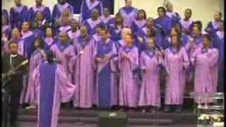 Dr. RA Williams - Choir We Shall Overcome