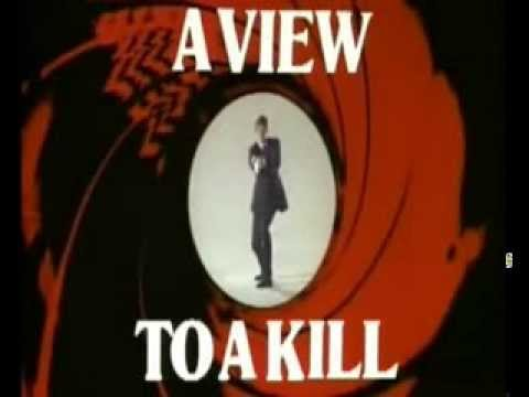 A View to a Kill 1985 trailer - James Bond 007