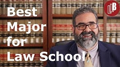 Best Major for Law School