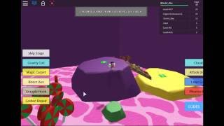 Roblox Obby Playthrough ep3- Hard Candy jumps are hard!