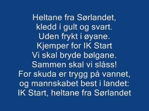 IK Start - Heltane fra Sørlandet