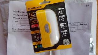 видео Купить фонарь для кемпинга Nitecore LR10