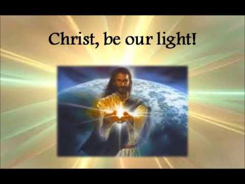 christ be our light by bernadette farrell youtube. Black Bedroom Furniture Sets. Home Design Ideas