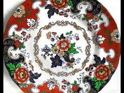 Japan:  Arita or Imari Porcelain