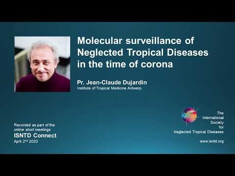 ISNTD Connect: Molecular Surveillance Of Neglected Tropical Diseases