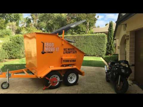 1800 Skip It - Perth's Best Mobile Skip Bin Service